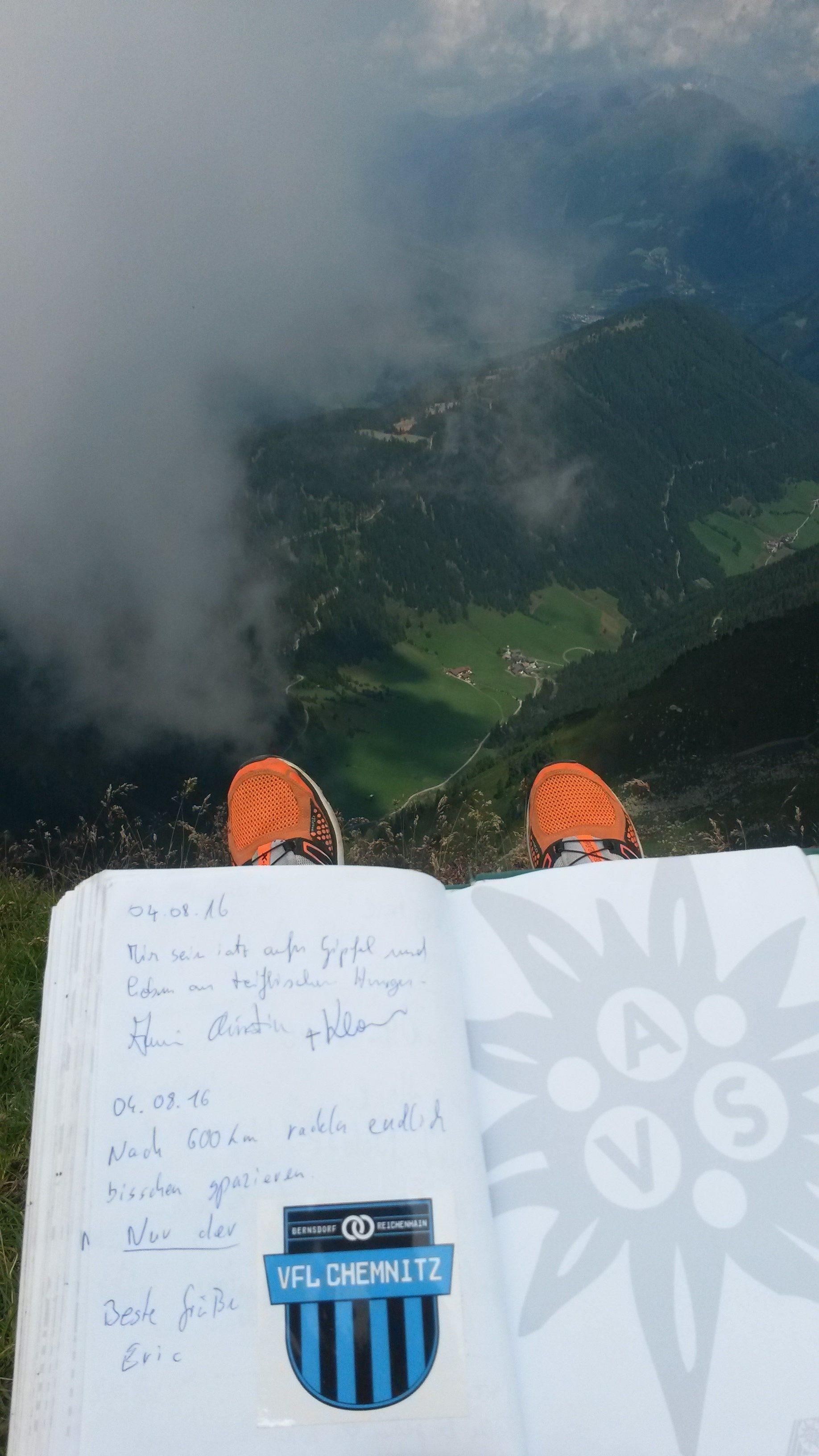 Jaufenspitze 2466m