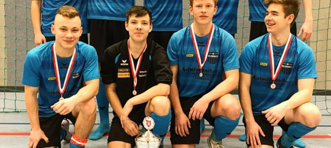 A-Junioren – Hallen-Cup in Neukirchen