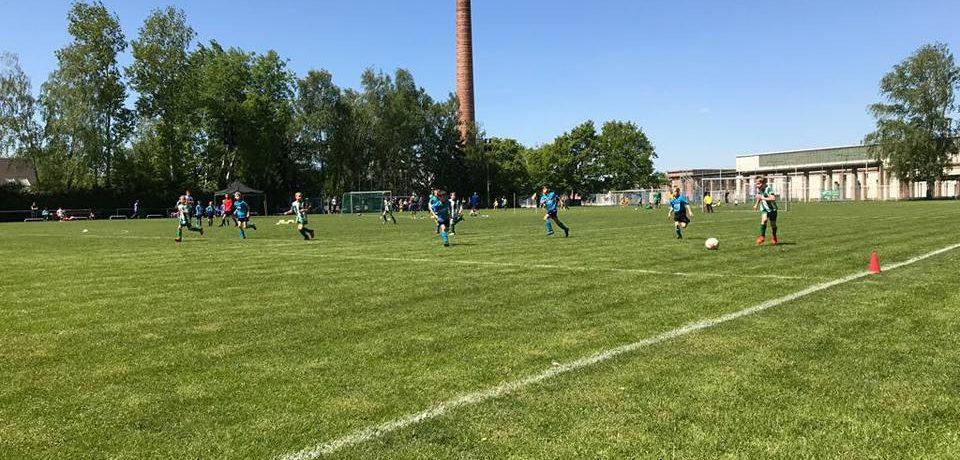 Kinder- und Jugendsportspiele der F-Junioren